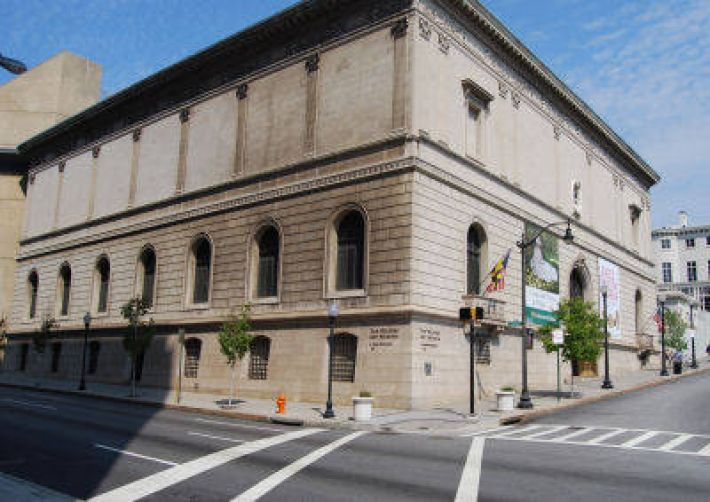 The Walters Art Museum, Baltimore (Maryland, USA)