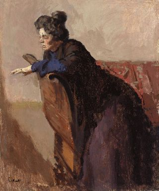 La Giuseppina, de ring (1903-05) - Walter Sickert