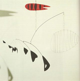 Lobster Trap and Fish Tail (1939) – Alexander Calder