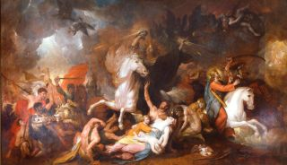 Death on the Pale Horse (1817) – Benjamin West