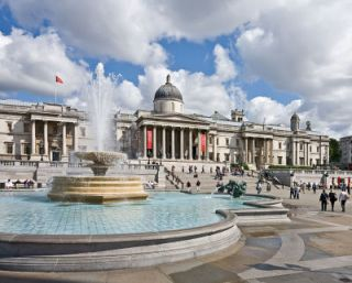 The National Gallery, Londen
