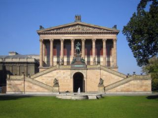 Alte Nationalgalerie - Berlijn
