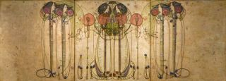 De heildronk (1900) - Charles Rennie Mackintosh