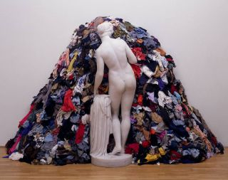 Venus of Rags (1967-1974) - Michelangelo Pistoletto