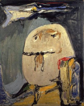 Guillaume Apollinaire (1956) - Asger Jorn