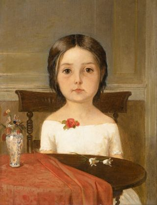 Millie Smith (1846) - Ford Madox Brown