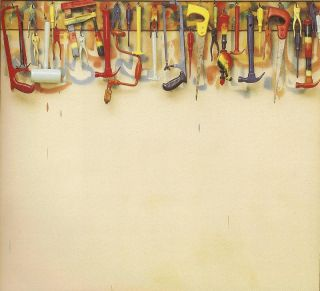 Five Feet of Colourful Tools (1962) - Jim Dine