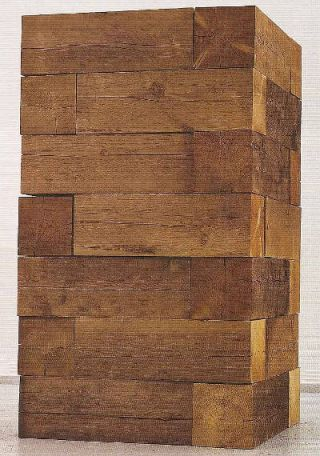 Carl Andre (1935)