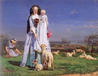 Ford Madox Brown (1821 – 1893)