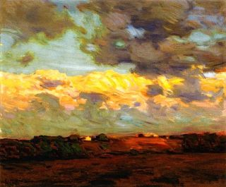 Clouds after Storm (1900) - Charles Harold Davis