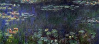 Waterlelies / Les Nymphéas (1920-26) - Claude Monet